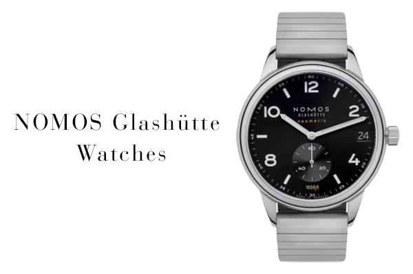 Nomos Glashütte Watches Chicago